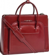 McKlein USA W Series Lake Forest Leather Women's 39cm Laptop Case