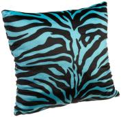 Brentwood Originals 46cm Zebra Fur Pillow