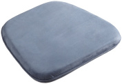 Brentwood Faux Suede 5.1cm Foam Chairpad