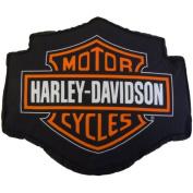 Harley Davidson Fireball Pillow 36cm x 30cm