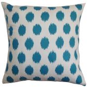 The Pillow Collection Kaintiba Ikat Pillow
