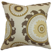The Pillow Collection Obyan Geometric Pillow