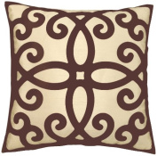 Rose Tree Quaternary Pillow