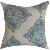 The Pillow Collection Daganya Damask Pillow
