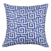 Chooty Oskar Terrace S-Backed KE D-Fibre Pillow, 43cm by 43cm