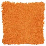 Shagadelic 46cm Copper Chenille Twist Shag Pillow