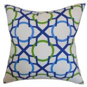 The Pillow Collection Lacbiche Geometric Pillow