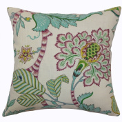 The Pillow Collection Elodie Floral Pillow
