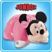 Pillow Pets Authentic Disney 80cm Minnie Mouse, Folding Plush Pillow- Jumbo