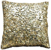 Rose Tree Starry Seashell Pillow