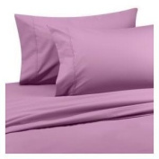 JESSICA SANDERS 1200 Thread Count 100% Egyptian Cotton FULL/QUEEN Duvet Cover Set, LILAC