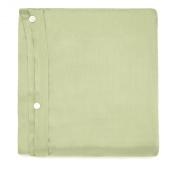 Pure Fibre 100 Percent 250 Thread Count Bamboo Queen Full Duvet Covers Sage Green