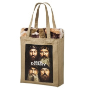 Duck Dynasty 100cm x 130cm Throw Blanket and Tote Set