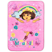 Dora the Explorer Hi-Pile Blanket