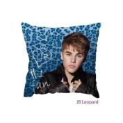 Justin Bieber Leopard Decorative Cushions pillow