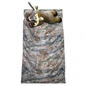 Camo Kids Realtree AP Slumber Sleeping Bag & Animal Pillow