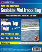 ProSeries Heavy-Duty Sealable Mattress Bag Twin, Each