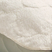 Flannel Certified Organic Mattress Pad