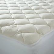 Extra Plush Bamboo Top Mattress Pad Bed Size