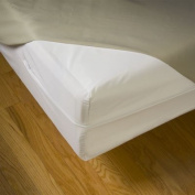 BedCare All-Cotton Allergy Mattress Cover - 38cm Deep Full