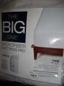 Microfiber Mattress Pad Twin the Big One 46cm