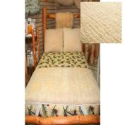SnugFleece ORIGINAL 4.4cm . Wool Mattress Topper Pad Cover XL TWIN SIZE 39 x 80