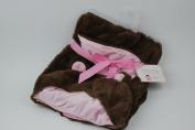Animal Hoodie Baby Blanket Bear
