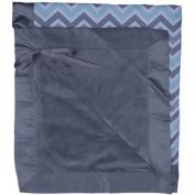 Baby Bella Maya BLST001PB Stroller Blanket Peek-a-Blue