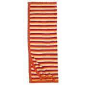 Blanket. Ducky Stripe. 30X40.