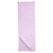 Blanket. Fancy. Pink. 30x40.