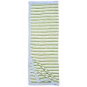 Blanket. Monkey Stripe. 30X40.