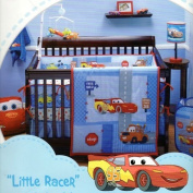 Disney Cars 4 Piece Crib Bedding Set - Little Racer