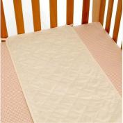 Babies R Us Plush Sheet Saver - Pink