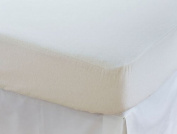 Coyuchi Crib Mattress Protector Pad