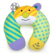 Britto Bebe From Enesco Baby Travel Pillow, Bear
