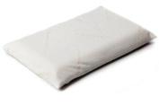 Clevamama ClevaFoam Toddler Pillow, Cream