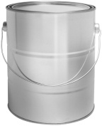Sunnyside Empty Metal Lined Gallon Can with Lid