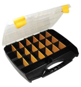 SE 87119DB 21 Multiple Compartment Storage Container with Lid
