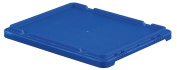 Container Cover, 21x17, Blue, For 6UFY9