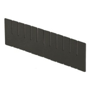Lewisbins+ Vertical Dividers For Conductive Divider Boxes - Short Dividers - Slot Qty. 15 - Fits Box 4724000