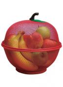 WalterDrake Apple Shape Mesh Basket