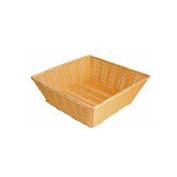 Thunder Group Plastic Hand-Woven Basket