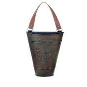 Caffco International Biltmore Inspirations Collection Vintage Hanging Grape Basket