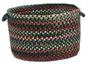 Chestnut Knoll Thyme Green Utility Basket 36cm x 1