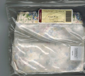 Longaberger Card File Basket Liner in Spring Floral Fabric