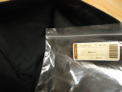 Longaberger Media Basket FABRIC LINER - Black - 28612163