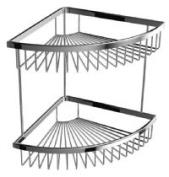 Riobel Double Corner Basket 261-C
