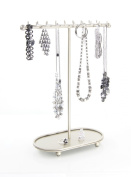 Necklace Holder Organiser Display Stand Storage Bracelet Rack - Angelynn's Gianna Jewellery Tree