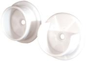 Prime-Line Products N 6568 Closet Pole Sockets, 3.5cm , Plastic