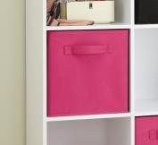 ClosetMaid 5880 Cubeicals Fabric Drawer, Fuchsia